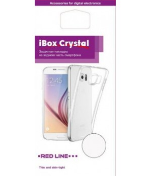 Крышка Tele2 Midi iBox Crystall (Прозрачная)