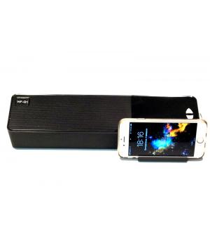 Колонка Активная Hf-Q1 (Bluetooth , подставка , Flash)
