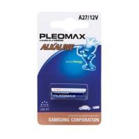 Батарейки A27 (MN27) Samsung Pleomax