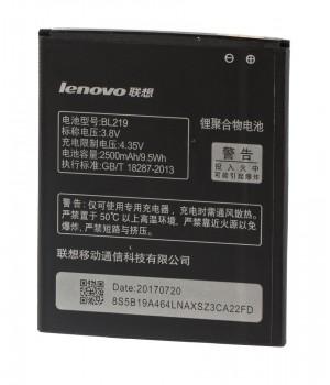 Аккумулятор Lenovo BL219 A920/A880/A889/A850+/A890e/A916/S856 (2500mAh) Original