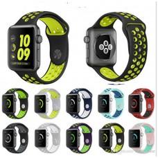 Ремень для умных часов Apple Watch 38mm NK силикон