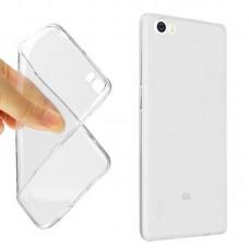 Крышка Xiaomi RedMi 6A Силиконовая Paik Thin (Прозрачная)