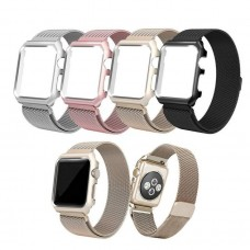 Ремень для умных часов Apple Watch 38mm Metal Magnetic