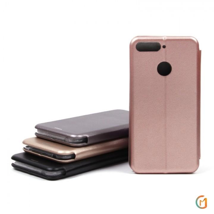 Чехол-книжка Huawei Honor 6A Just Elegant (Черный)