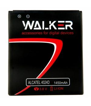 Аккумулятор Alcatel (TLi014C7) Pixi First 4024D (1450mAh) Walker