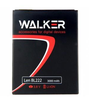 Аккумулятор Lenovo BL222 S660 (3000mAh) Walker