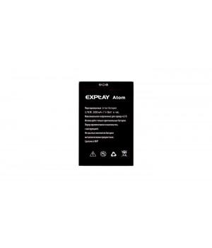 Аккумулятор Explay Atom / Fire (2000mAh) Original