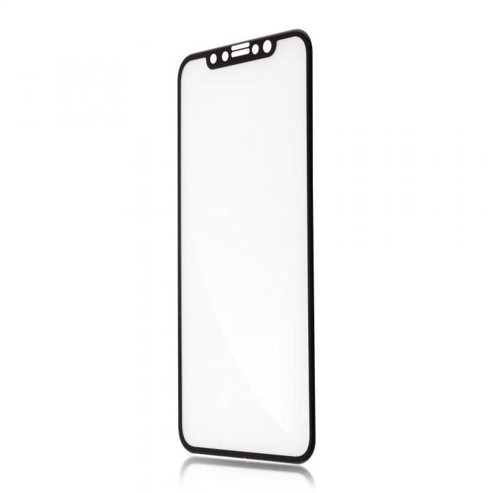 Защитное стекло Apple iPhone X / Xs / 11 Pro 2D (Черное)