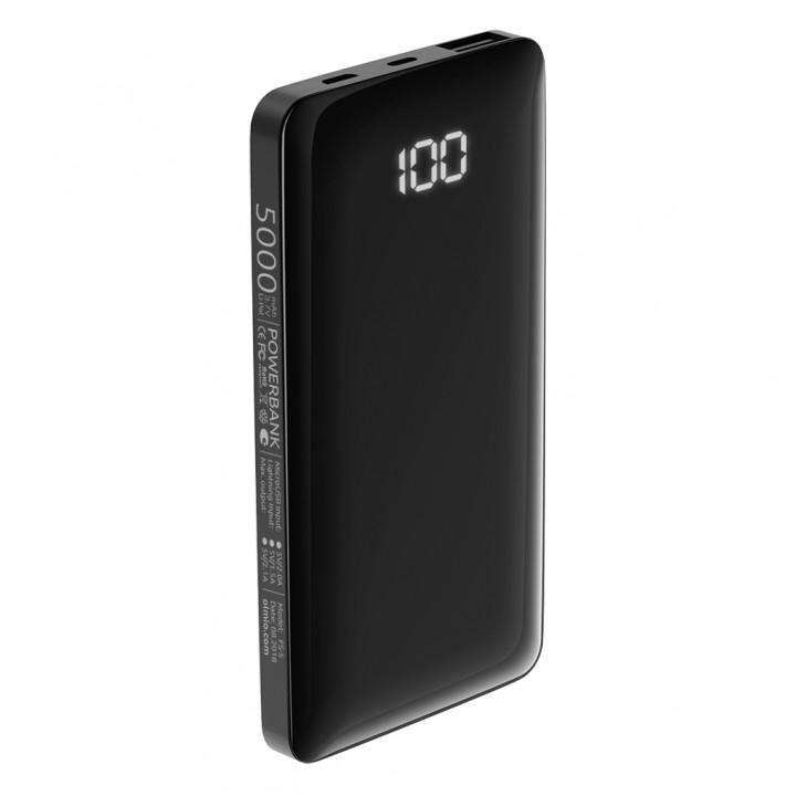Внешний аккумулятор Olmio FS-5 (5000 mAh)