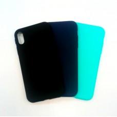 Крышка Apple iPhone Xs Max (6,5) Paik Матовая