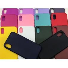 Крышка Apple iPhone 6 / 6s Paik Силиконовая Плотная