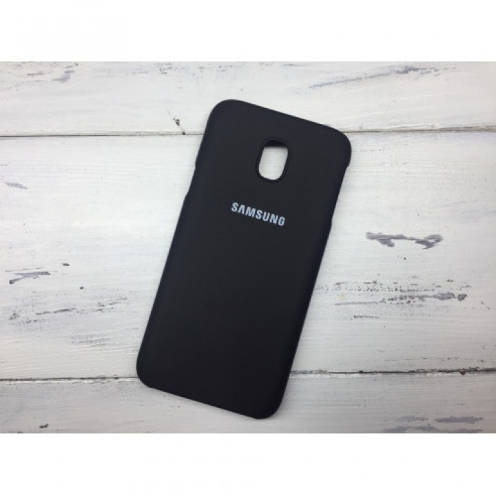 Крышка Samsung J530f (J5-2017) Silicone Cover Soft Touch