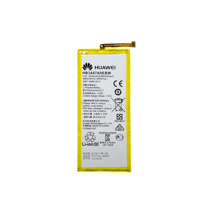 Аккумулятор Huawei HB3447A9EBW P8 (1500mAh) Original