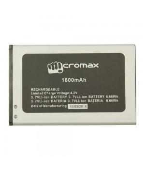 Аккумулятор MicroMax Q334 (1800mAh) Original