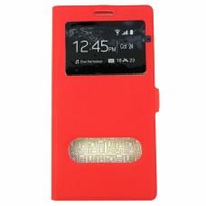 Чехол-книжка Xiaomi RedMi 6_Pro / Mi A2 Lite Lago New (Красная)