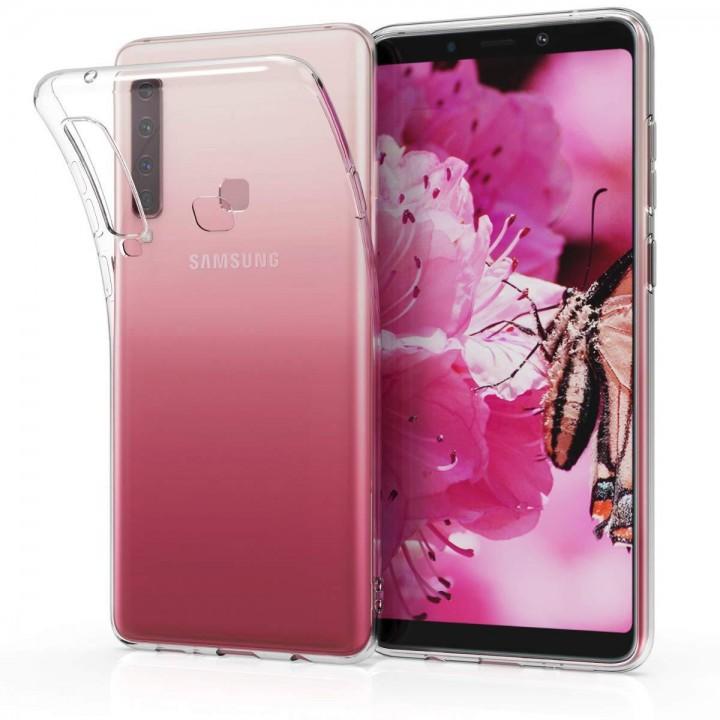 Крышка Samsung A9 2018 (A920f) Crystall (Прозрачная)