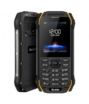 МоБильный телефон Olmio X05 (Черно-желтый)