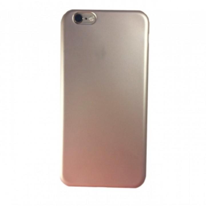 Крышка Huawei Honor 8C Brauffen Бархатная (Золотая)