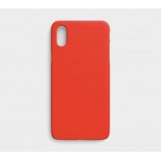 Крышка Huawei Honor 8C Vespa (Красная)