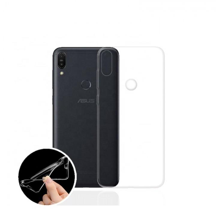 Крышка Huawei Y7 (2019) Vespa (Прозрачная)