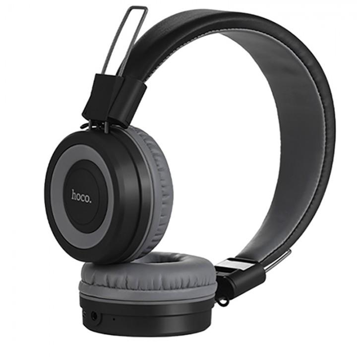 Наушники Беспроводные полноразмерные Hoco W16 Cool Motion Earphones