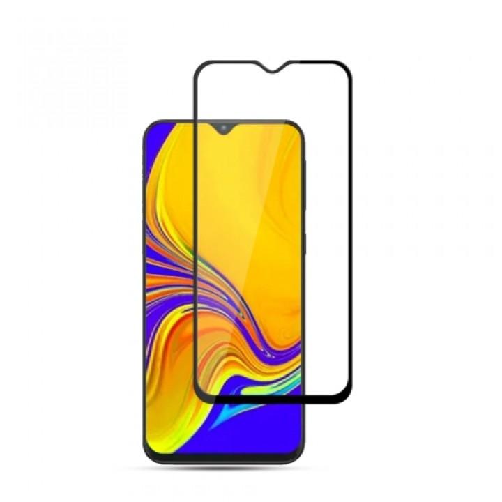Защитное стекло Samsung A30 / A30s / A50 Полный экран (Черное)