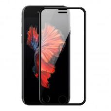 Защитное стекло Apple iPhone 6+ / 7+ / 8+ WK KingKong Full Model (Черное)