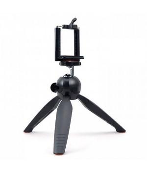 Трипод - штатив для видеосъемки с кольцевой светодиодной лампой LC666