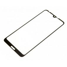 Защитное стекло Nokia 3.2 Полный экран (Черное)