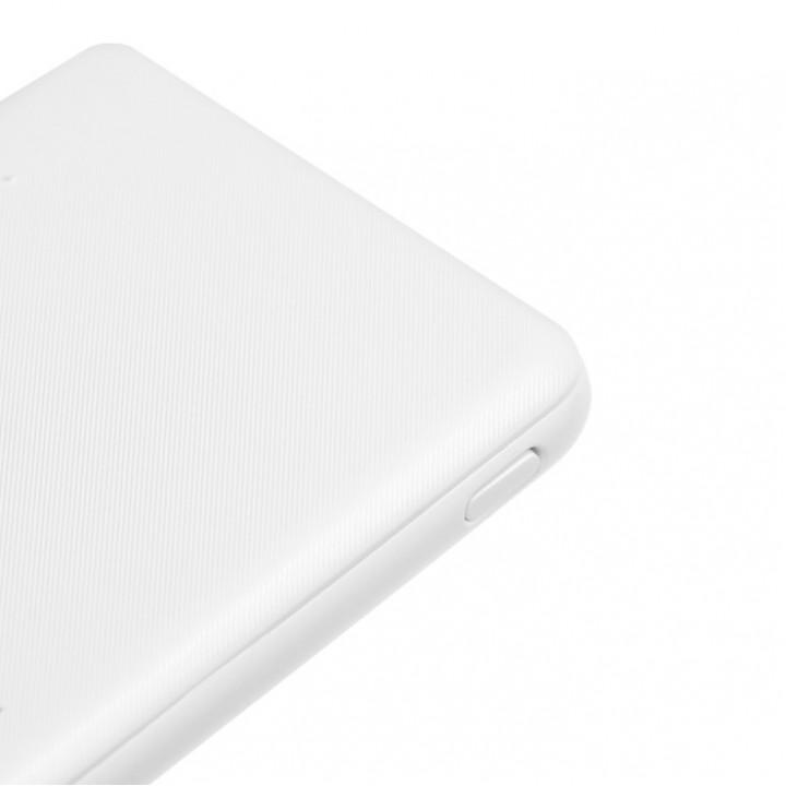 Внешний аккумулятор Breaking Белый (5000 mAh) 1 Usb / 2A