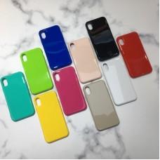 Крышка Apple iPhone Xs Max (6,5) Paik Глянцевая