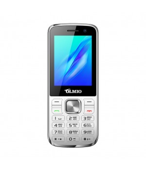 МоБильный телефон Olmio M22 (СереБро)