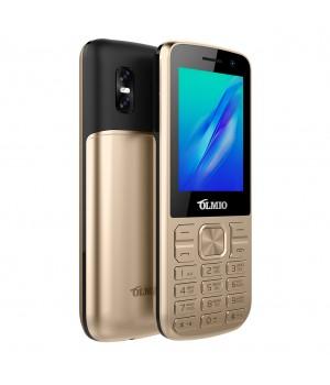 МоБильный телефон Olmio M22 (Золотой)