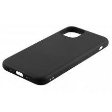Крышка Apple iPhone 11 Pro Max Crystal матовый (Черный)