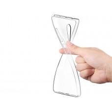 Крышка Samsung A107f (A10s) Crystal (Прозрачный)