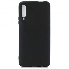 Крышка Huawei Honor 9X / P Smart Z Just Slim (Черная Матовая)