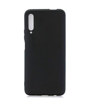 Крышка Huawei Nova 5i / Mate 30 Lite Just Slim (Черная матовая)