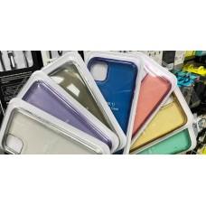 Крышка Apple iPhone 11 Pro Paik металлические края