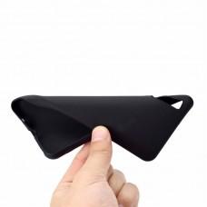 Крышка Xiaomi RedMi Note 8 Pro Breaking (Черная)
