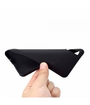 Крышка XiaoMi RedMi 8A Breaking (Черная)