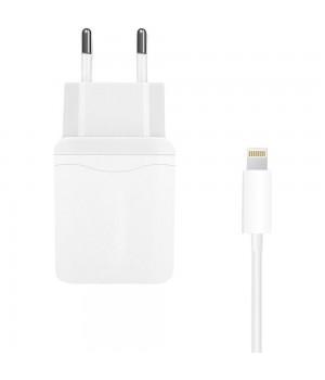 Сетевое Зарядное Устройство Breaking (+ каБель) Apple 8 pin Lightning (1A)