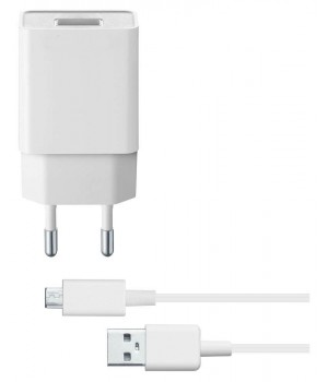 Сетевое Зарядное Устройство Breaking (+ каБель) Micro Usb (1A)