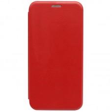 Чехол-книжка Xiaomi RedMi Note8 Just Elegant (Красная)