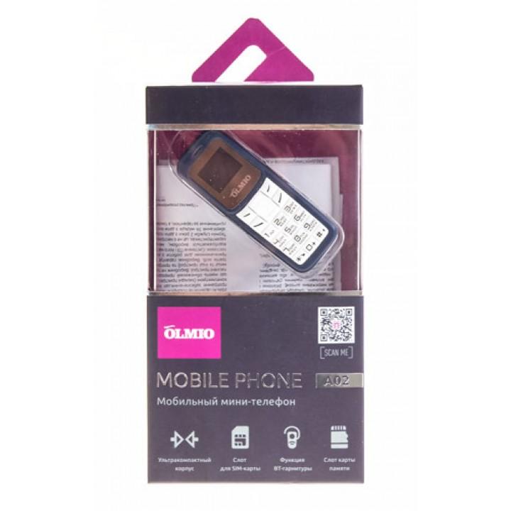 МоБильный телефон Olmio A02