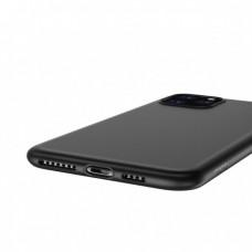 Крышка Apple iPhone 11 Pro Hoco Fascination (Черная)
