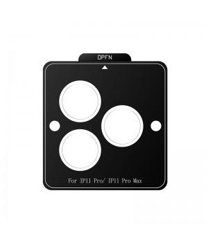 Защитная пленка Apple iPhone 11 Pro Hoco для камеры Lens Flexible V11 (Прозрачная)