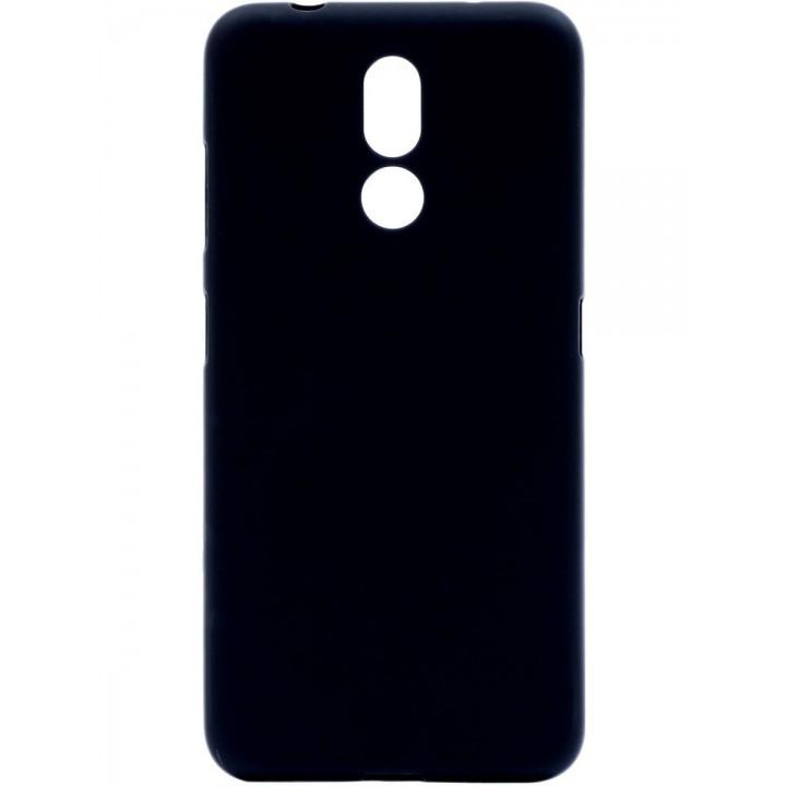 Крышка Nokia 4.2 Just Slim (Черный Матовый)