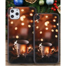Крышка Huawei Honor 7A Pro / 7C / Y6 Prime 2018 New Year