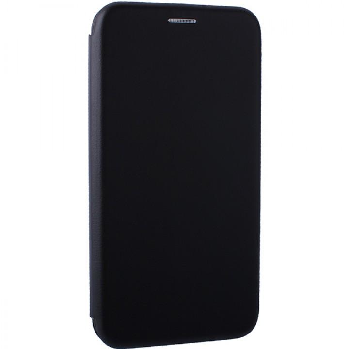 Чехол-книжка Xiaomi Mi A3 Lite / Mi 9 Lite / Mi CC9 OpenColor (Черная)