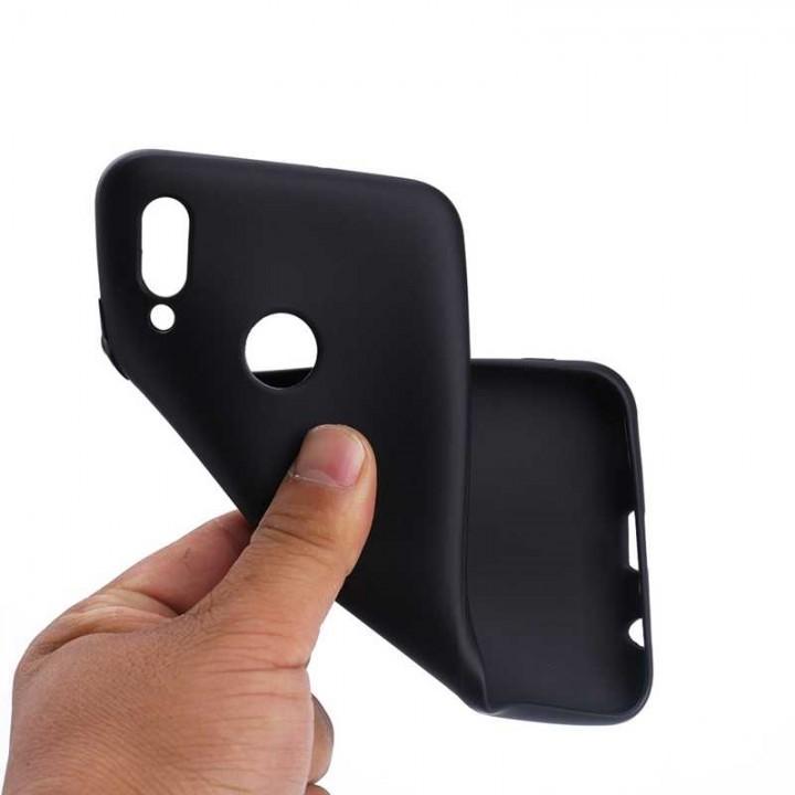Крышка Samsung Note 10 (N975f) Breaking (Черная)